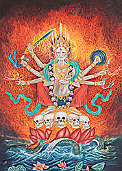 Durga: The Adi-Shakti