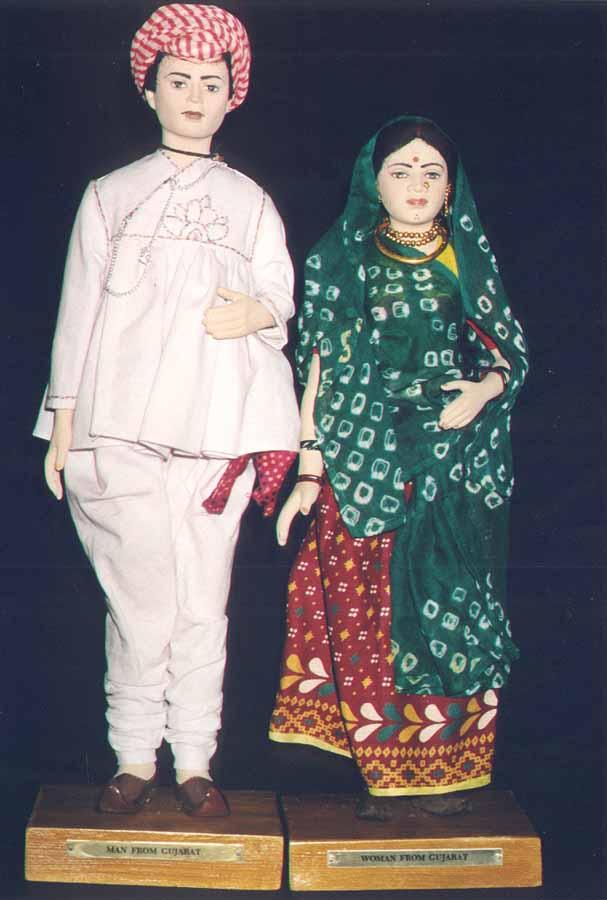 Man and Woman - Gujarat
