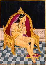 Mughal Paintings & Art | Mughal Miniature Paintings | ExoticIndia