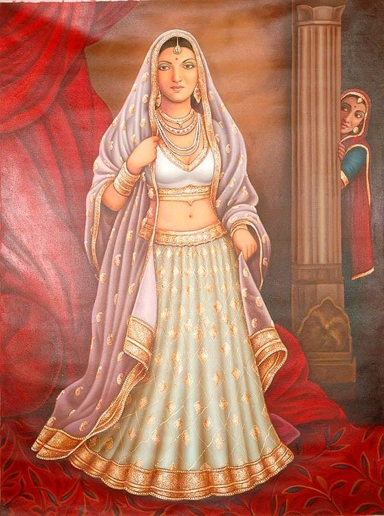 Rajasthani Bride