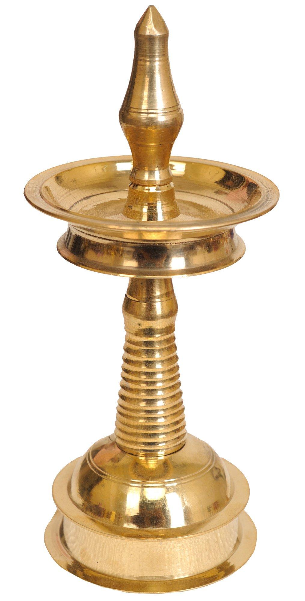 Puja Lamp From Kerala