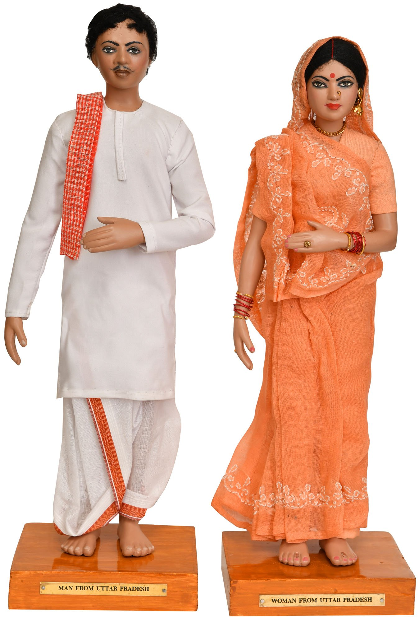 Related Uttar Pradesh traditional dress