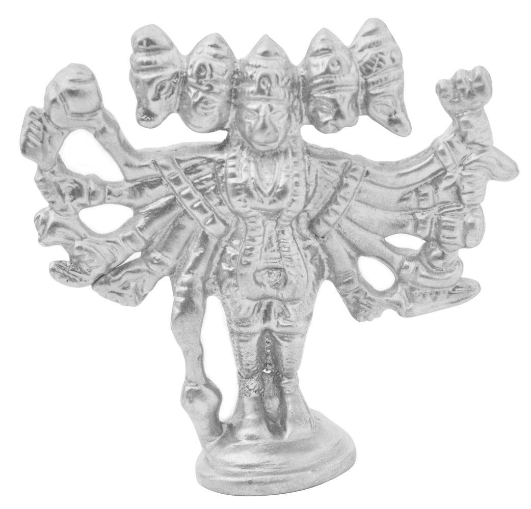 Parad Statue of Five Headed Hanuman - photo#18