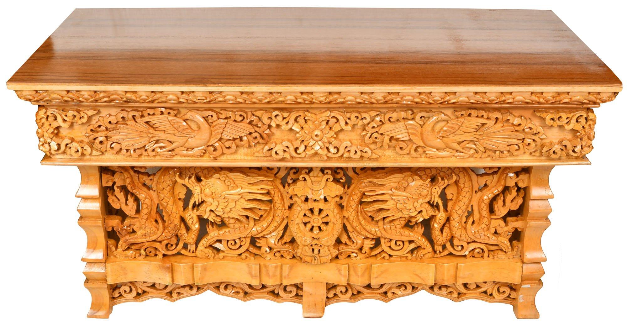 Incroyable Sculptures U003e Wood U003e Buddhist U003e Buddhist Altar Table
