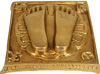 Charan Paduka (The Holy Feet)