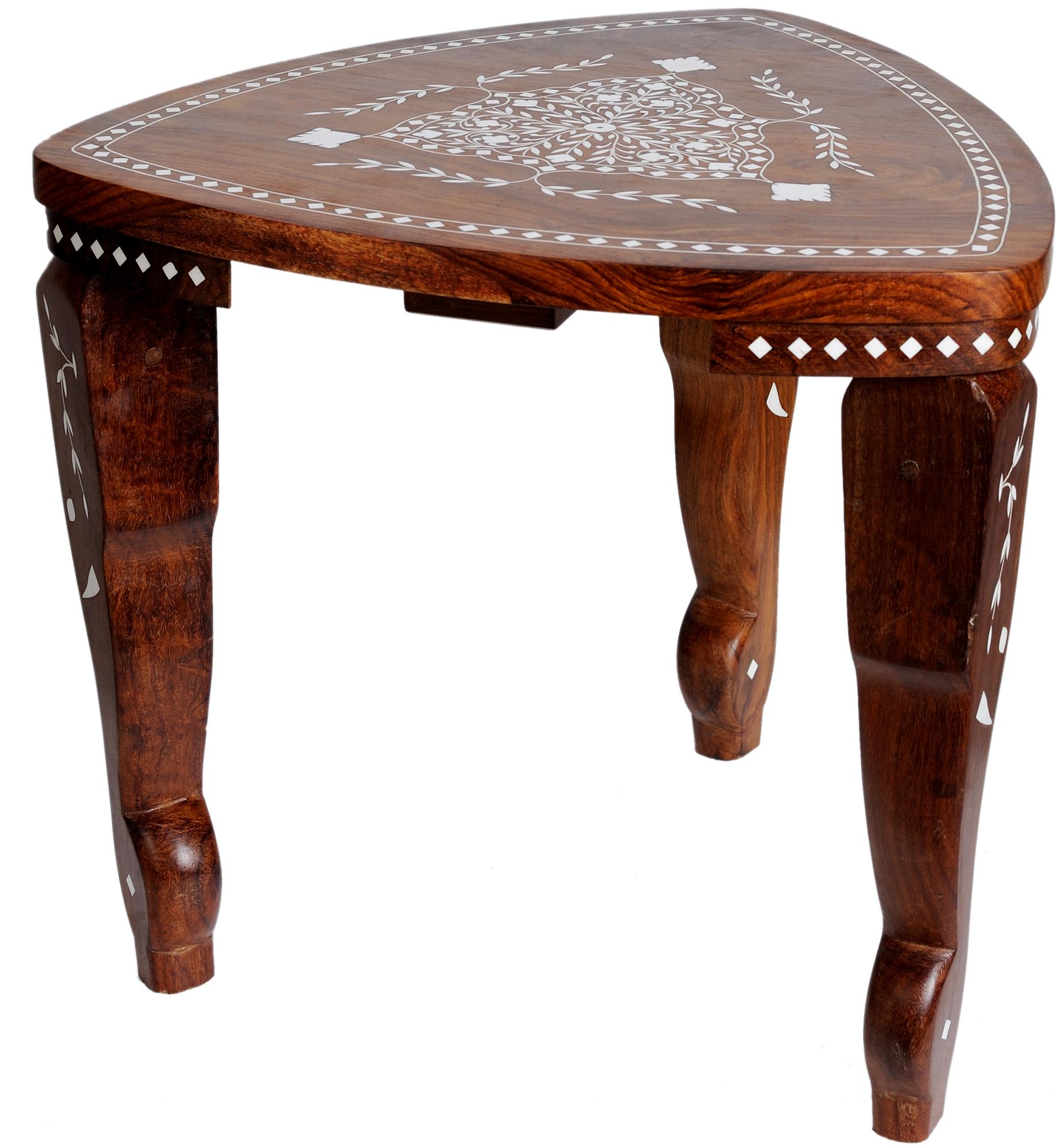 Marvelous Stool With Inlay Camellatalisay Diy Chair Ideas Camellatalisaycom