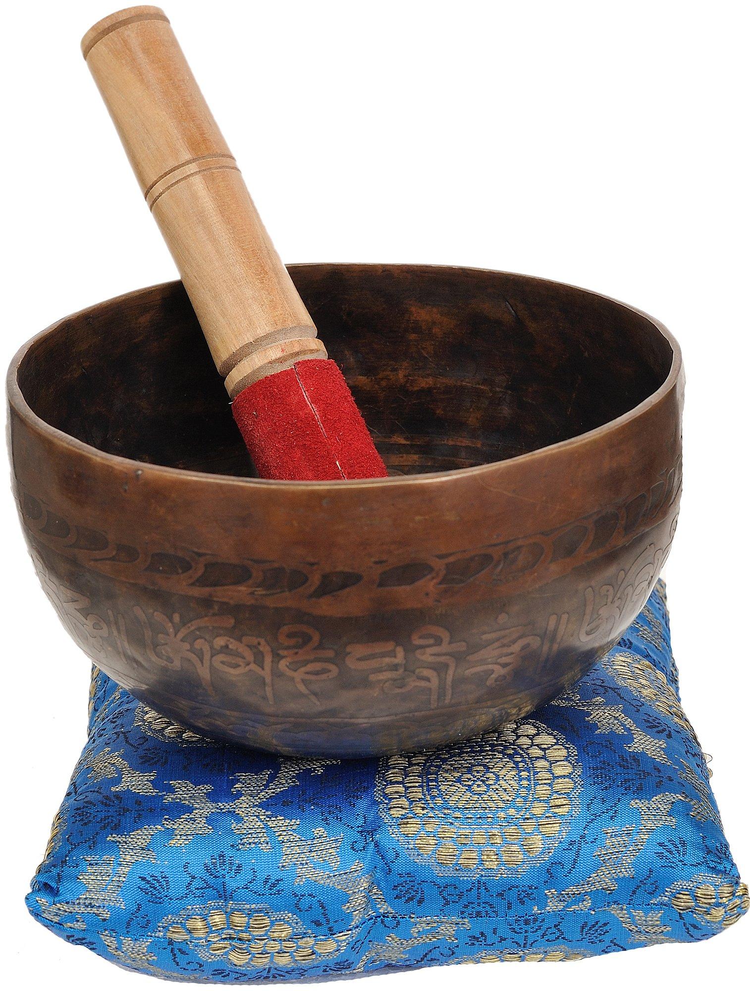 how to choose tibetan singing bowl