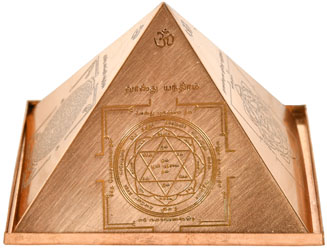 Tamil Vastu Pyramid