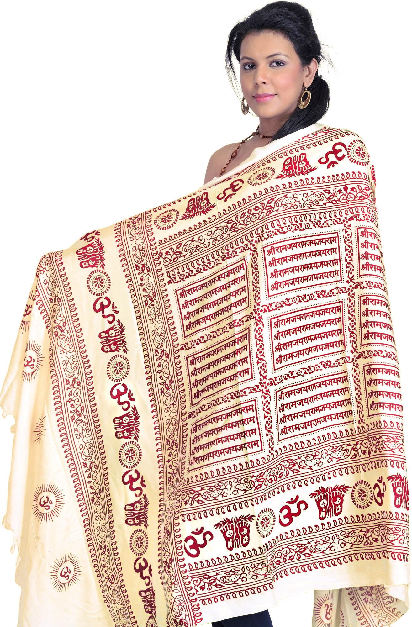 Religious Clothes & Accessories like Jholas, Prayer Shawls & Kurtis