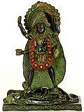 Sindoor Black Green