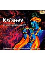 Krishna (Mesmerizing Krishna Bhajans Rendered by The Legend Ustad Rashid Khan) (Audio CD)