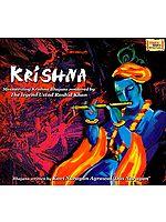 Krishna (Mesmerizing Krishna Bhajans Rendered by The Legend Ustad Rashid Khan) (Audio CD)