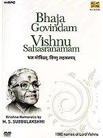 Bhaja Govindam Vishnu Sahasranamam (DVD)