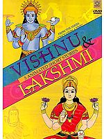 Vishnu & Lakshmi (5 Animated Short Stories) ( DVD)