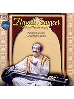 Haveli Sangeet (Traditional Temple Music) (Audio CD)