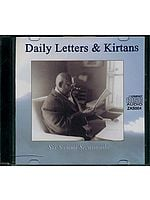 Daily Letters & Kirtans (Audio CD)