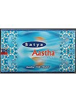 Satya Aastha Incense (Aastha, 'The Trust') (Incense)