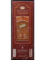 Hem Precious Chandan Incense Sticks (Incense)