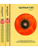 Spiritual Gita (Set of 3 Volumes)
