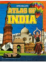 Atlas of India (States of Geography) (Roads & Tourist Places)