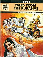 Tales From The Puranas (Surya, The Syamantaka Gem and Prince Hritadhwaja)