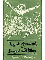 Peasant Movements in Bengal and Bihar 1936-47 (An Old and Rare Book)