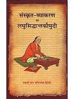 संस्कृत व्याकरण एवं लघुसिध्दान्त कौमुदी (संस्कृत एवं हिन्दी अनुवाद) - Sanskrit Grammar and Laghu Siddhanta Kaumudi