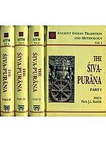 The Siva Purana - Complete Set in 4 Volumes