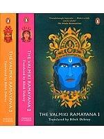 The Complete Valmiki Ramayana (A New Translation in Three Volumes)