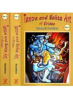 Tantra and Sakta Art in Orissa (3 Volumes)