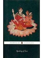 Speaking Of Siva (Shiva)