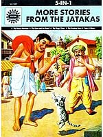 More Stories From The Jatakas (The Mouse Merchant): Hardcover Comic Book