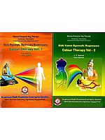 Rishi Agastya Ayurvedic Acupressure- Colour Therapy (Set Of Two Volumes)
