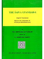 The Saiva Upanisad-s