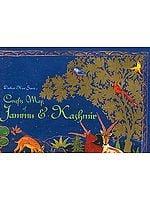 Crafts Map of Jammu and Kashmir