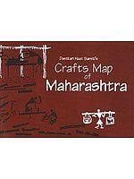 Crafts Map of Maharashtra