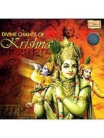 Divine Chants of Krishna (Audio CD)