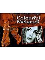 Exclusive Arabic Mehandi Designs Colourful Mehandi (Henna)