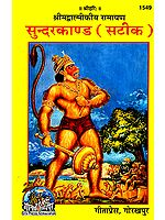 वाल्मीकि रामायण सुन्दरकाण्ड (संस्कृत एवम् हिन्दी अनुवाद) - Valmiki Ramayana Sundarkanda