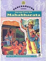 Heroes from the Mahabharata