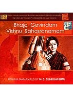 Bhaja Govindam and Vishnu Sahasranamam: (Audio CD)
