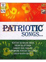 Patriotic Songs: Watan Ki Raah Mein Desh Ka Pyara Jahan Dal Dal Pe Aye Mere Watan Ke Logo Jana Gana Mana (MP3 CD)