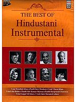 The Best of Hindustani Instrumental (Over 8 Hours of Music) (MP3 CD)