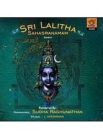 Sri Lalitha (Lalita) Sahasranamam Sanskrit (Audio CD with Transliterated Text)