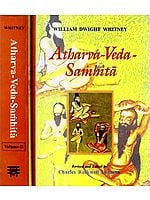 Atharva - Veda - Samhita ( 2 Volumes )