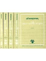 The Great Tantra of Ajita: 5 Volumes