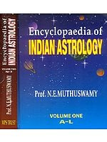Encyclopaedia of Indian Astrology (In Two Volumes)