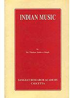 Indian Music A Rare Book