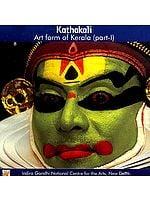 Kathakali Art form of Kerala (Part - I) (DVD)