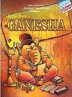 Little Monk's Ganesha